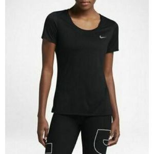 Nike Dry Legend Scoop Neck Training Top Size Small